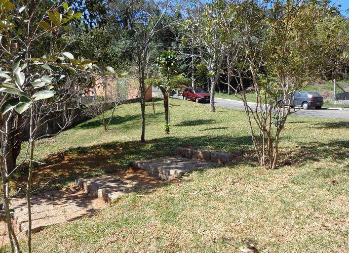 Terreno em Granja Viana/SP de 1055m² a venda por R$ 170.000,00