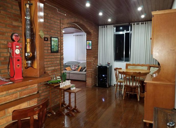 Apartamento em Granja Viana/SP de 68m² 3 quartos a venda por R$ 250.000,00