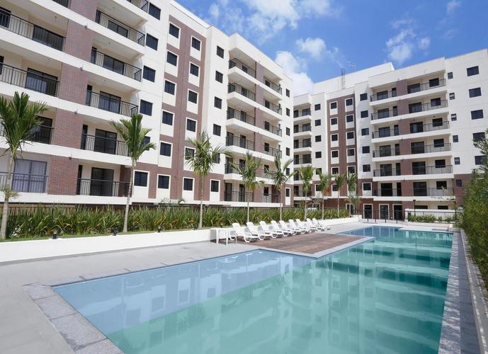 Apartamento em Granja Viana/SP de 72m² 3 quartos a venda por R$ 460.000,00