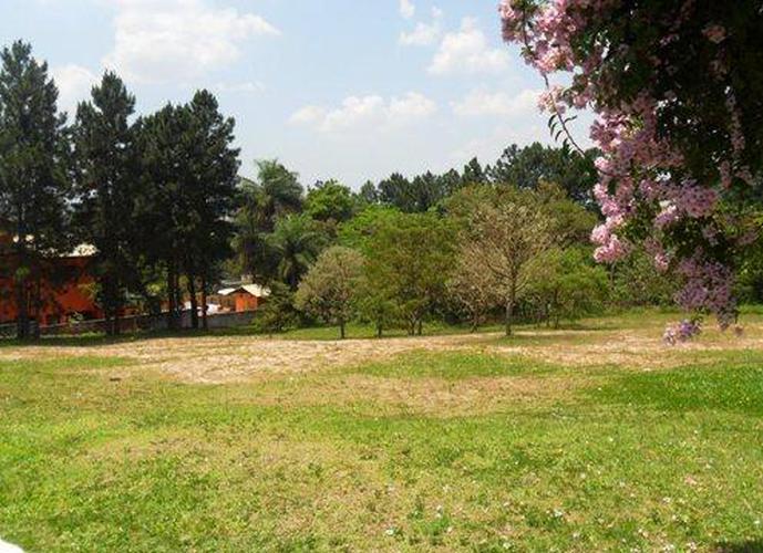 Terreno em Granja Viana/SP de 1330m² a venda por R$ 550.000,00
