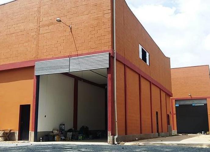 Galpão em Jardim Margarida/SP de 912m² a venda por R$ 1.500.000,00 ou para locação R$ 6.000,00/mes