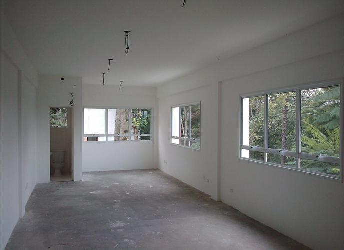 Sala em Granja Viana/SP de 92m² para locação R$ 2.400,00/mes