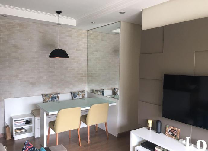 Apartamento em Granja Viana/SP de 57m² 2 quartos a venda por R$ 400.000,00 ou para locação R$ 2.000,00/mes
