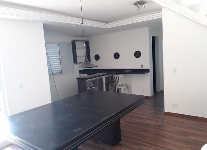 Apartamento Duplex em Granja Viana/SP de 106m² 2 quartos a venda por R$ 370.000,00 ou para locação R$ 2.122,00/mes