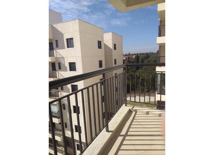 Apartamento em Granja Viana/SP de 57m² 2 quartos a venda por R$ 370.000,00 ou para locação R$ 1.700,00/mes