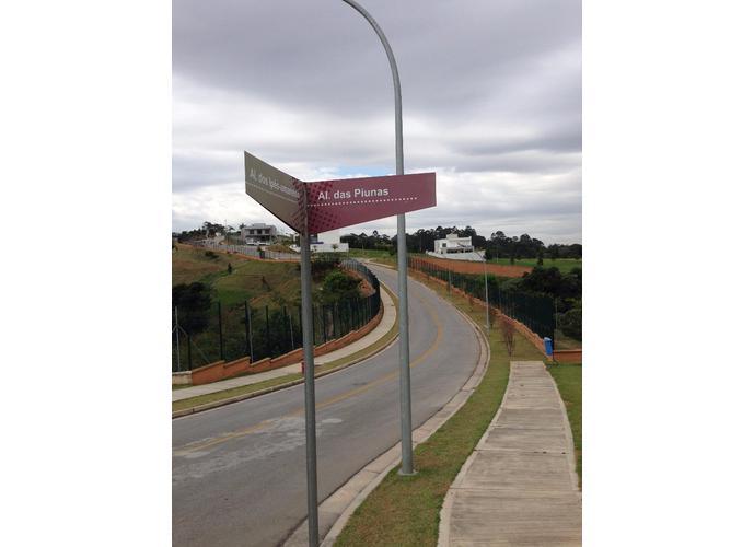 Terreno em Granja Viana/SP de 525m² a venda por R$ 430.000,00
