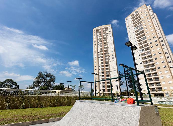 Apartamento em Smiley Home Resort/SP de 108m² 3 quartos a venda por R$ 678.200,00