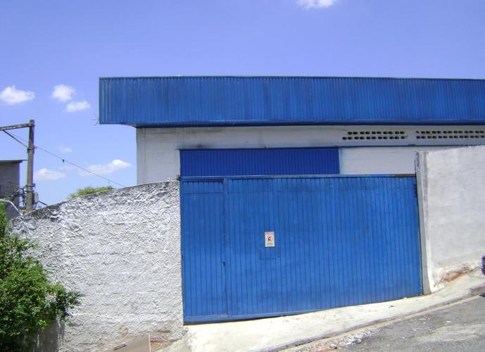 Galpão em Jardim São Jorge/SP de 450m² para locação R$ 8.500,00/mes