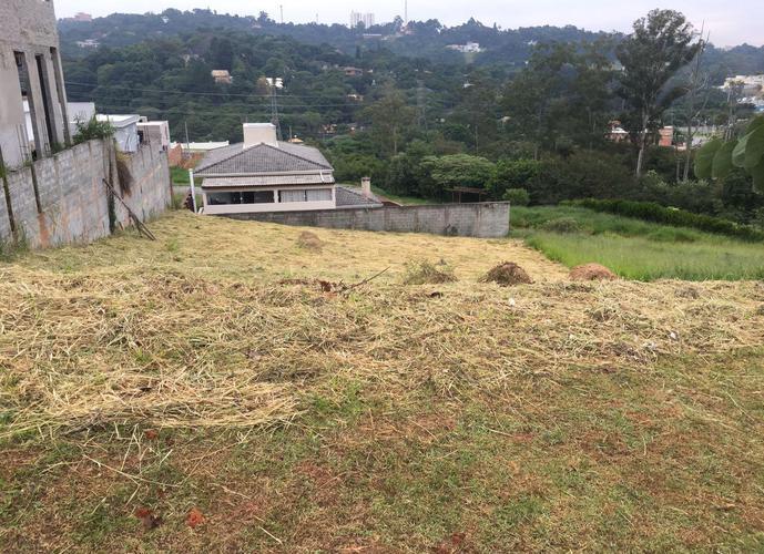 Terreno em Granja Viana/SP de 700m² a venda por R$ 380.000,00