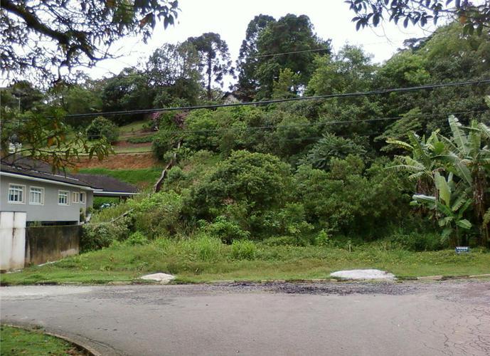 Terreno em Granja Viana/SP de 2112m² a venda por R$ 400.000,00