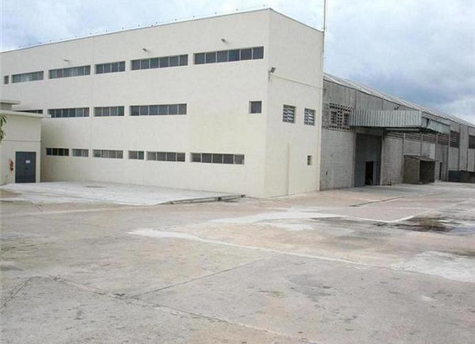 Galpão em Parque Industrial Taboão Da Serra/SP de 2758m² para locação R$ 32.000,00/mes