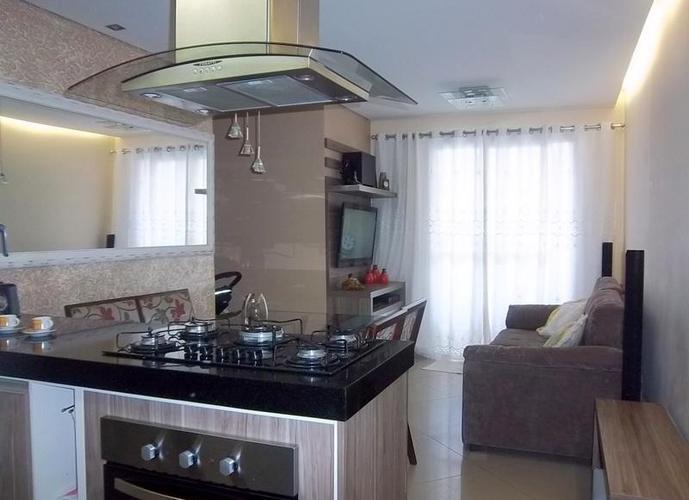 Apartamento em Bosque Clube Cotia/SP de 69m² 3 quartos a venda por R$ 350.000,00