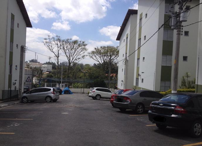 Apartamento em Granja Viana/SP de 68m² 3 quartos a venda por R$ 341.000,00