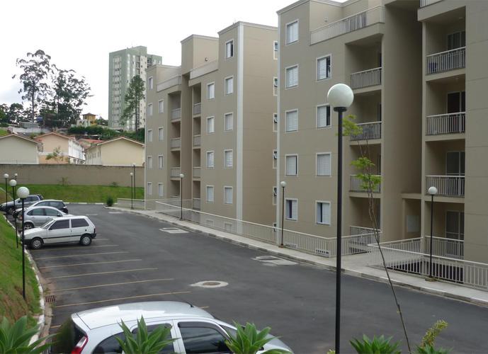 Apartamento em Resort Da Granja/SP de 53m² 2 quartos para locação R$ 900,00/mes