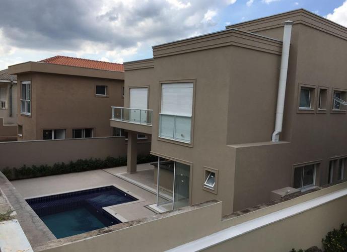 Sobrado em Alphaville/SP de 450m² 5 quartos a venda por R$ 2.490.000,00