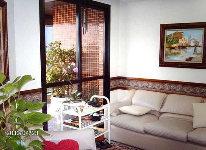 Apartamento em Jardim Anália Franco/SP de 335m² 4 quartos a venda por R$ 2.200.000,00
