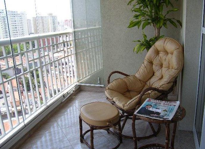 Apartamento em Tatuapé/SP de 140m² 4 quartos a venda por R$ 1.120.000,00