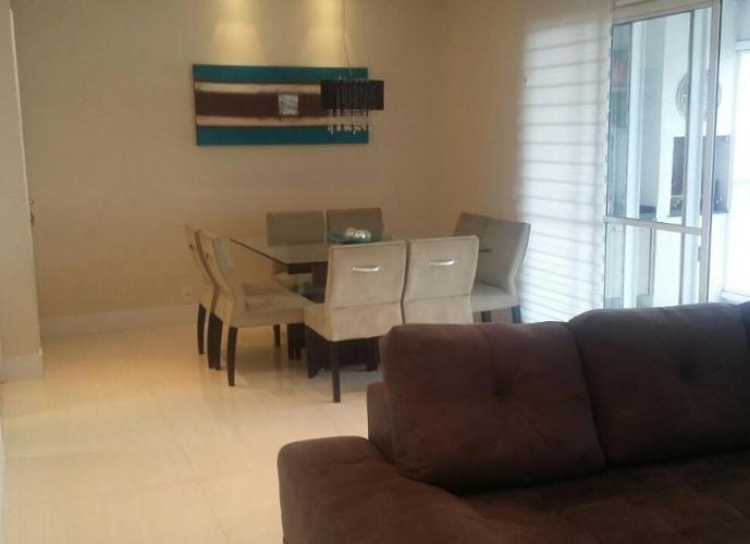 Apartamento em Água Rasa/SP de 112m² 3 quartos a venda por R$ 895.000,00