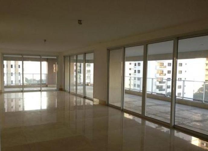 Apartamento em Jardim Anália Franco/SP de 393m² 4 quartos a venda por R$ 3.800.000,00