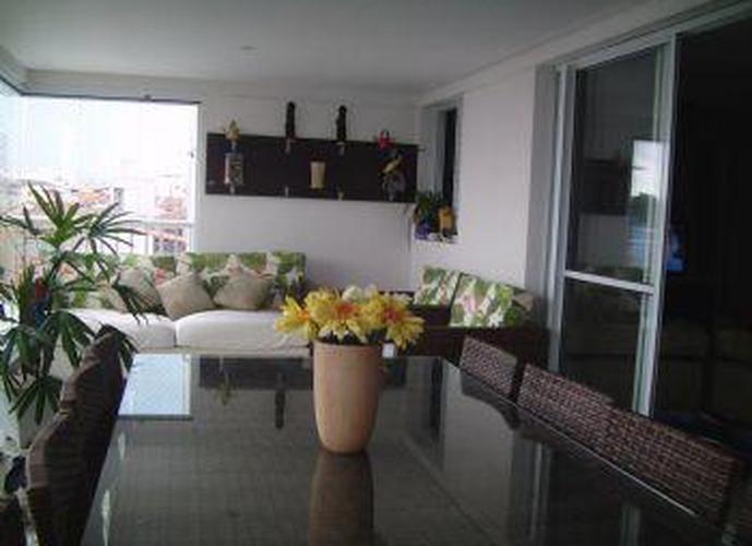Apartamento em Água Rasa/SP de 137m² 3 quartos a venda por R$ 1.190.000,00