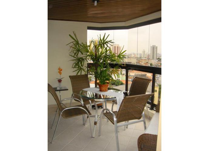 Apartamento em Tatuapé/SP de 101m² 3 quartos a venda por R$ 795.000,00
