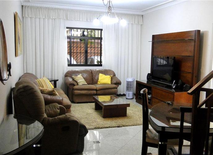 Sobrado em Água Rasa/SP de 120m² 3 quartos a venda por R$ 750.000,00