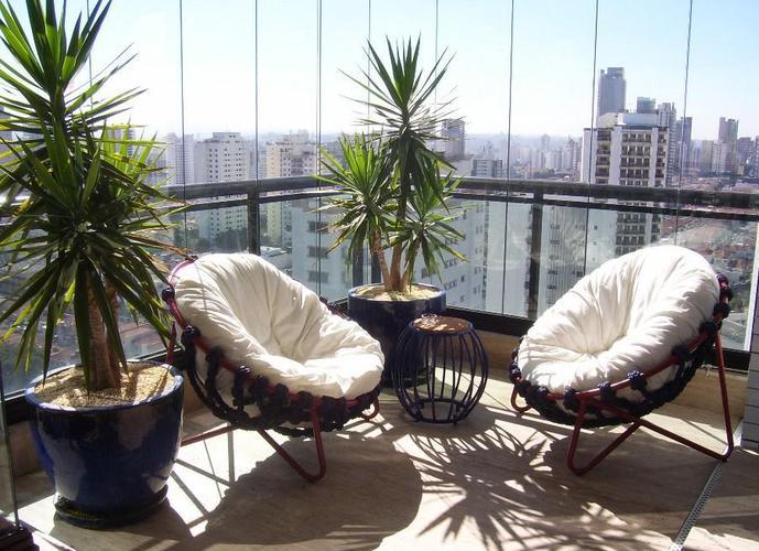 Cobertura em Jardim Anália Franco/SP de 317m² 2 quartos a venda por R$ 2.970.000,00