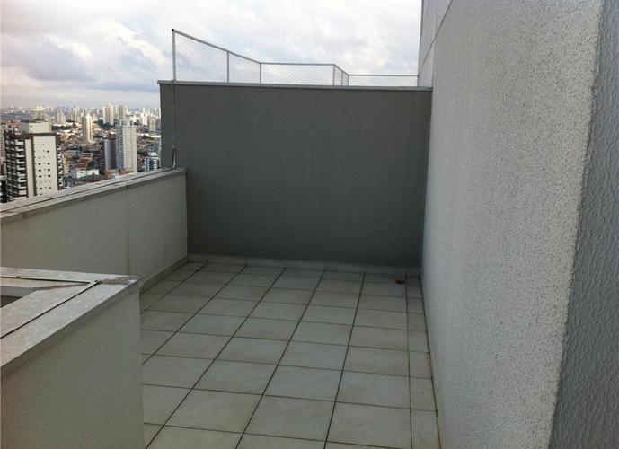 Cobertura em Jardim Anália Franco/SP de 126m² 2 quartos a venda por R$ 950.000,00