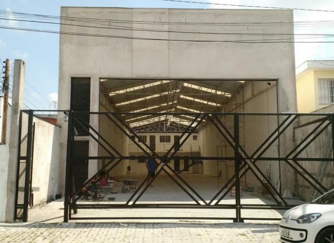 Galpão em Tatuapé/SP de 430m² a venda por R$ 2.150.000,00