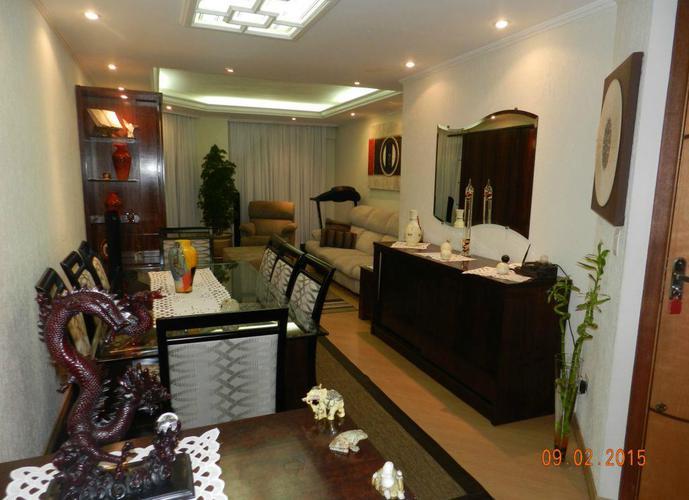 Apartamento em Água Rasa/SP de 127m² 3 quartos a venda por R$ 960.000,00
