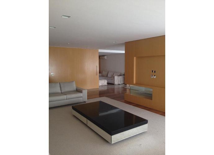 Apartamento em Jardim Anália Franco/SP de 392m² 4 quartos a venda por R$ 3.500.000,00