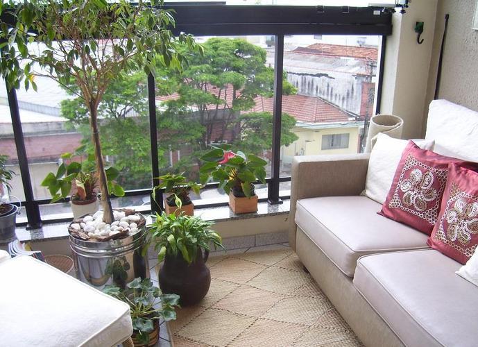 Apartamento em Tatuapé/SP de 127m² 3 quartos a venda por R$ 850.000,00