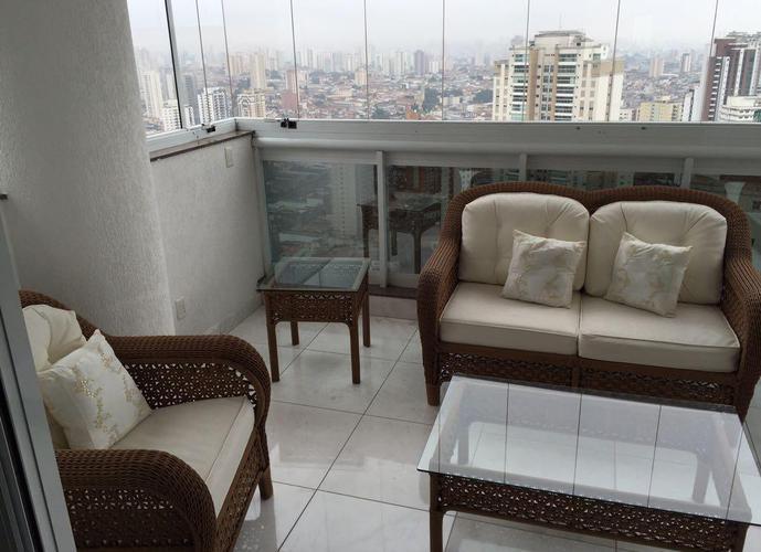 Cobertura em Jardim Anália Franco/SP de 400m² 4 quartos a venda por R$ 3.900.000,00