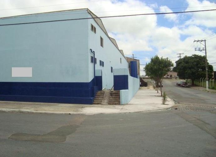 Galpão em São Luiz/SP de 1261m² a venda por R$ 1.950.000,00
