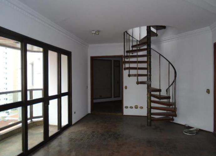 Cobertura em Jardim Anália Franco/SP de 330m² 5 quartos a venda por R$ 950.000,00