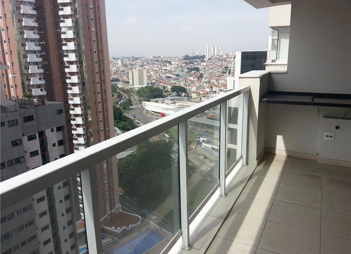 Apartamento em Jardim Anália Franco/SP de 52m² 1 quartos a venda por R$ 450.000,00