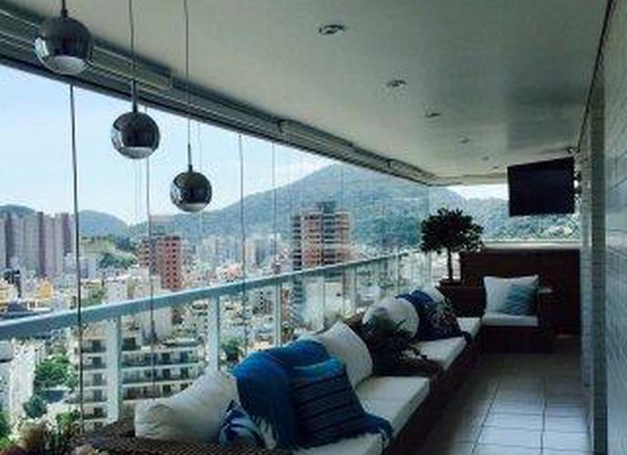 Apartamento em Balneário Cidade Atlântica/SP de 111m² 3 quartos a venda por R$ 1.200.000,00