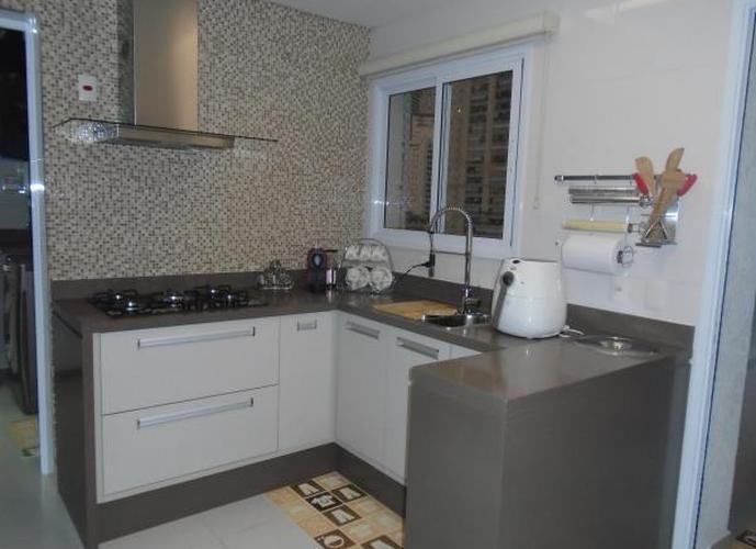 Apartamento em Jardim Anália Franco/SP de 142m² 3 quartos a venda por R$ 1.700.000,00