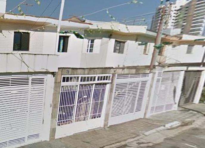Sobrado em Tatuapé/SP de 96m² 2 quartos a venda por R$ 550.000,00