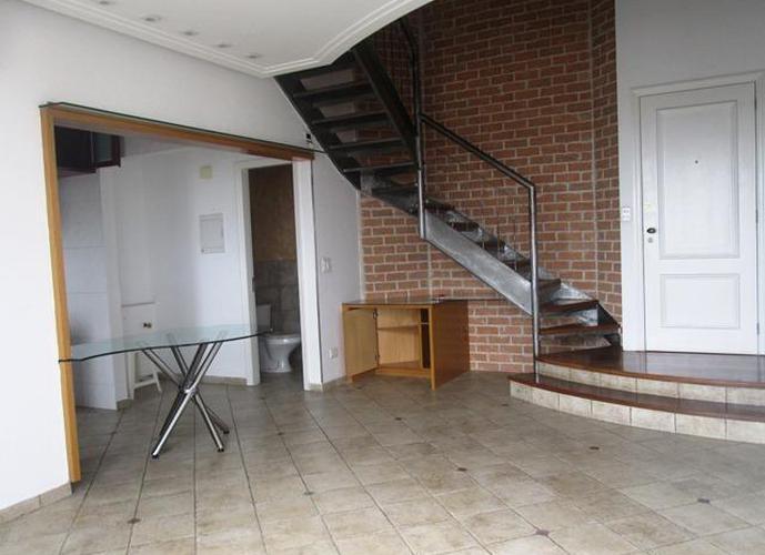 Apartamento Duplex em Tatuapé/SP de 75m² 2 quartos a venda por R$ 630.000,00