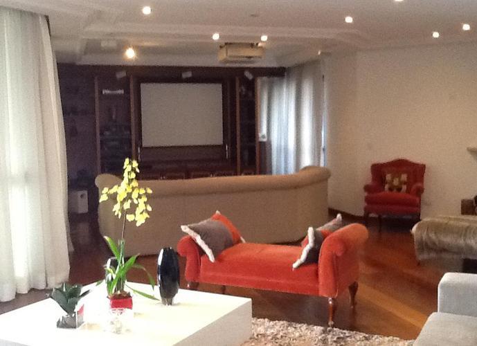 Apartamento em Jardim Anália Franco/SP de 399m² 4 quartos a venda por R$ 2.600.000,00
