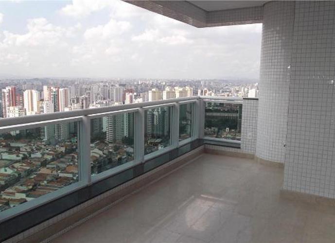 Apartamento em Jardim Anália Franco/SP de 335m² 4 quartos a venda por R$ 4.185.000,00
