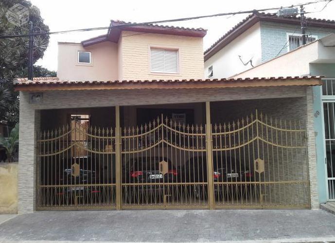Sobrado em Jardim Textil/SP de 220m² 3 quartos a venda por R$ 1.100.000,00