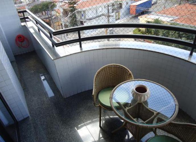 Apartamento em Água Rasa/SP de 106m² 3 quartos a venda por R$ 750.000,00