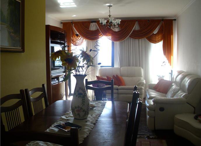 Apartamento em Tatuapé/SP de 124m² 3 quartos a venda por R$ 830.000,00