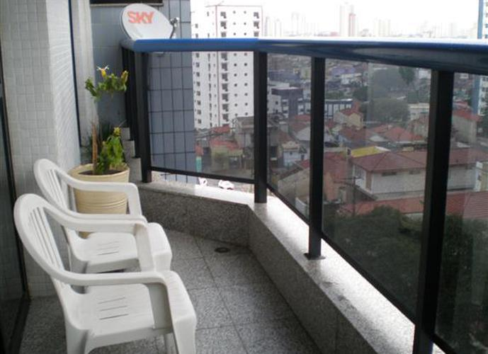 Apartamento em Jardim Anália Franco/SP de 243m² 3 quartos a venda por R$ 1.200.000,00