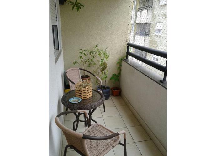 Apartamento em Tatuapé/SP de 70m² 3 quartos a venda por R$ 435.000,00