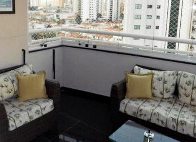 Apartamento em Jardim Anália Franco/SP de 145m² 3 quartos a venda por R$ 1.285.000,00