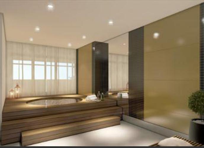 Apartamento em Jardim Anália Franco/SP de 50m² 1 quartos a venda por R$ 440.000,00