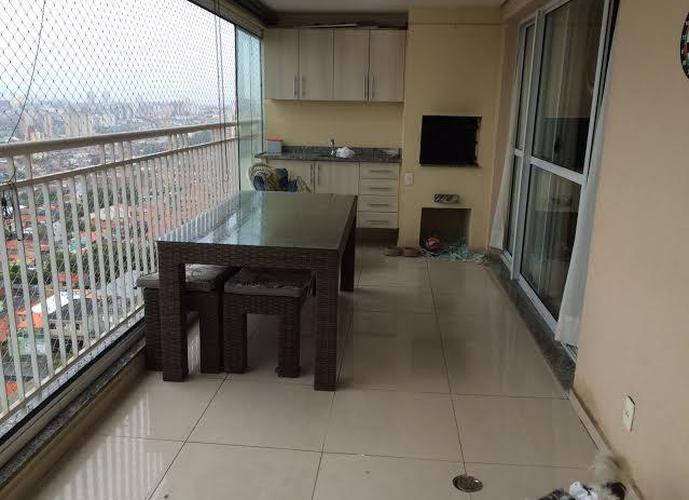 Apartamento em Jardim Textil/SP de 114m² 3 quartos a venda por R$ 890.000,00